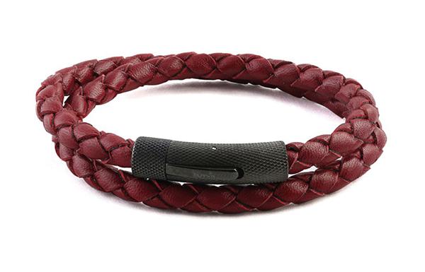 De-Witte-Duif-herenkleding-2019-accessoires-armband-thompson-bordeaux