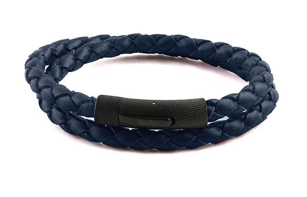 De-Witte-Duif-herenkleding-2019-accessoires-armband-thompson-donkerblauw