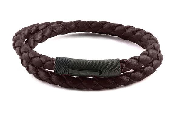 De-Witte-Duif-herenkleding-2019-accessoires-armband-thompson-bruin
